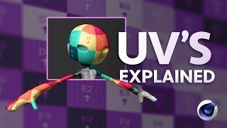 UV Mapping in Cinema 4D