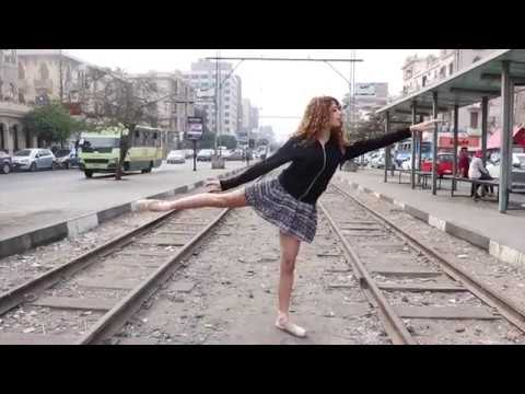Ballerinas of Cairo project by Shaza Ahmed