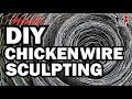 DIY Chicken Wire Fox, MAN VS. PIN #6