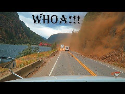 TJV Thurs - ROCK SLIDE!!! - #1180