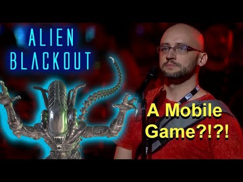 Alien Blackout's A MOBILE GAME!?! ..and Other Alien News For 2019!..