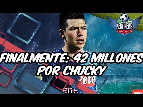 CHUCKY SE VA POR 42 MILLONES | OCHOA, EL MEJOR PAGADO DE LA LIGA MX | MANCHESTER CITY CAMPEÓN