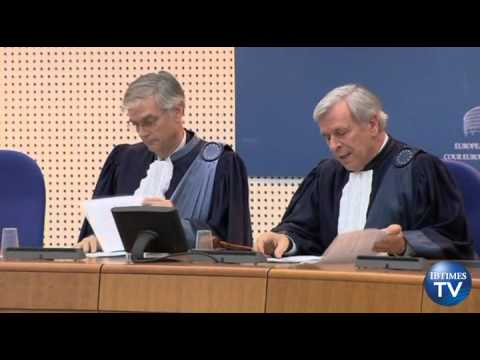 European Court of Human Rights: Prisoners Should Be Allowed to Vote