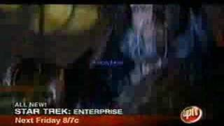 Star Trek Enterprise Affliction tv promo