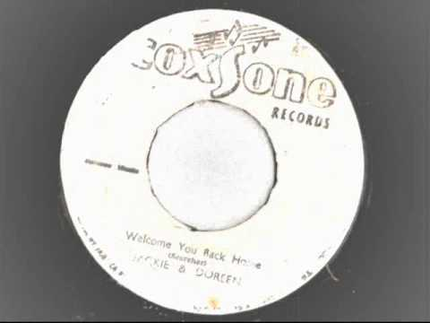 Jackie Opel and Doreen Scheafer - Welcome You Back - Coxsone Records ska