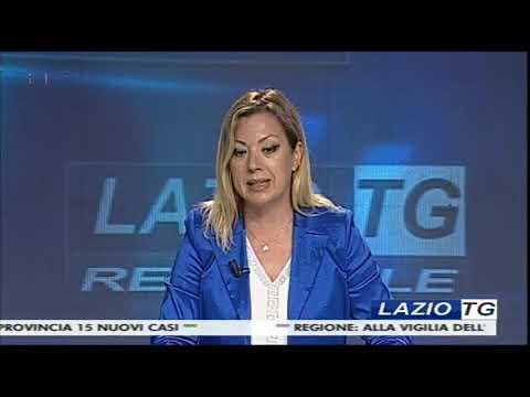 LAZIO TG DEL 1/08/2021 EDIZIONE DELLE 13.30