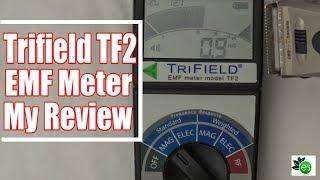 EMF Meter - Trifield TF2: Electromagnetic Field Meter (Full Review)