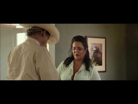 Ranger Talks to Diner Waitress  Hell or High Water 2016  1080p HD