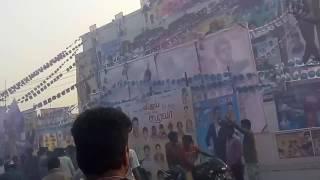 Meenaski cinemas bairavaa fdfs celebration