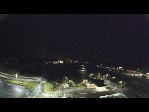 DJI FPV HD Night Flight/Goggle View Focus Mode On/ Apex Hd