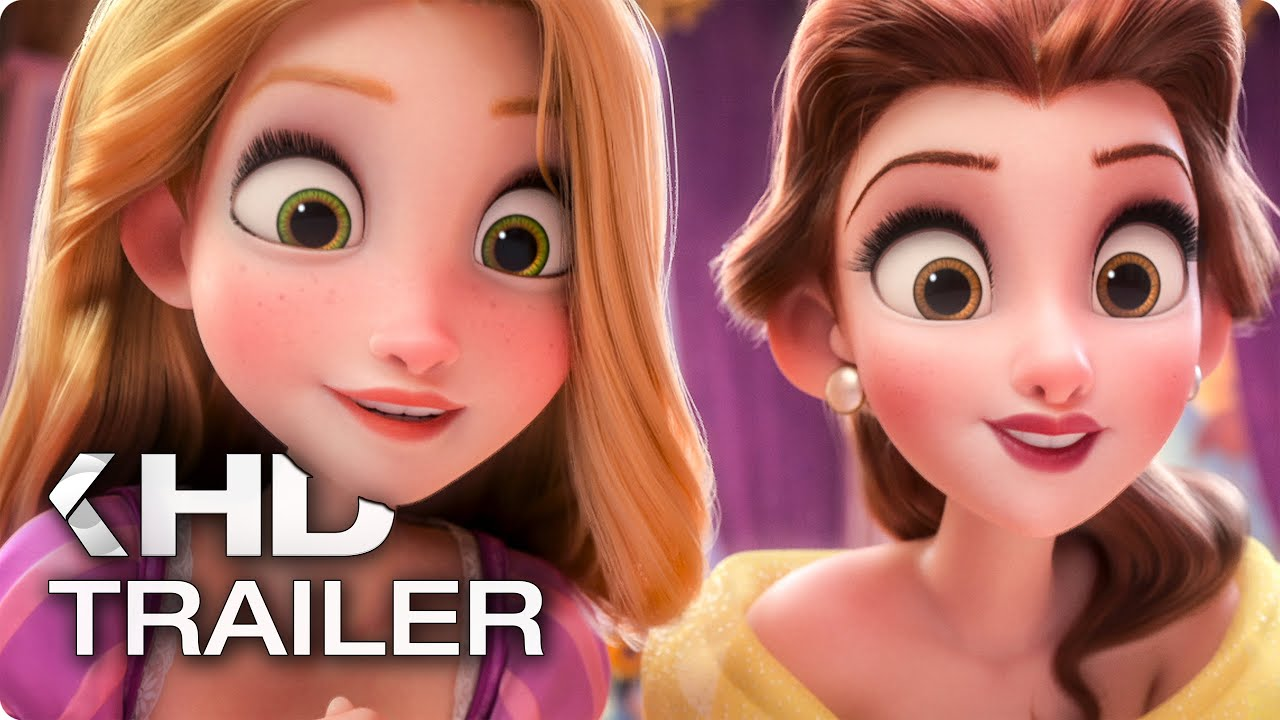 WRECK-IT RALPH 2 Trailer 2 (2018) - YouTubeWreck It Ralph Trailer 3