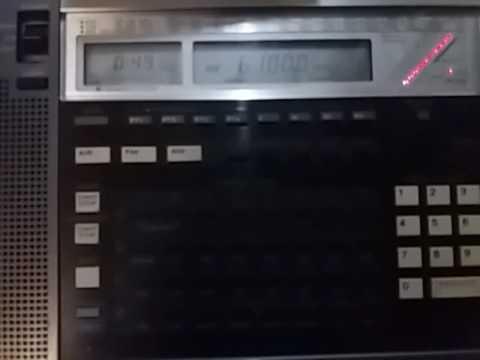 China Radio International, Beijing CHINA - 6100 kHz
