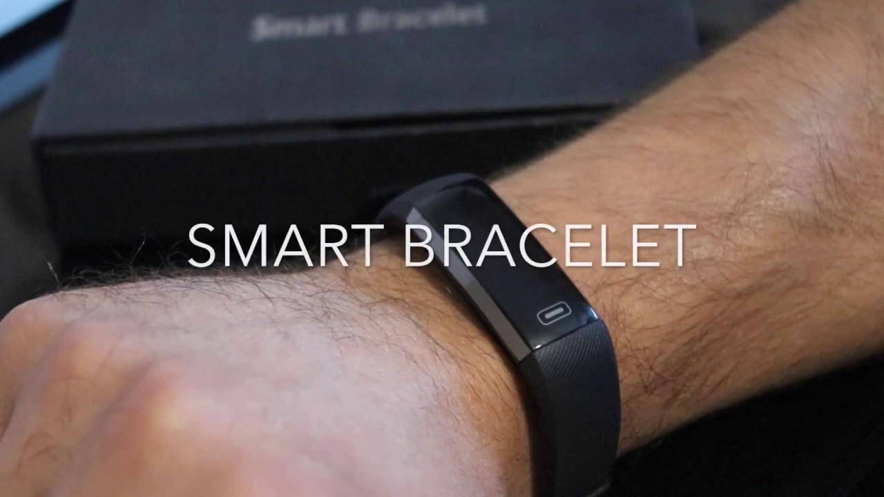 SMART BRACELET - SMART WATCH