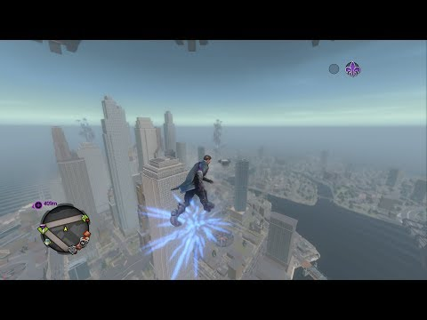 Saints Row 4 Run On Air Glitch