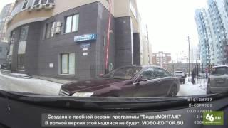 Дочь депутата устроила авторазборки на выезде с парковки