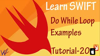 Do and While Loop in Swift Programming - Tutorial 20