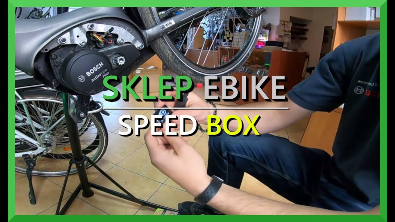 speed box 2 tuning do rower w elektrycznych z systemem. Black Bedroom Furniture Sets. Home Design Ideas
