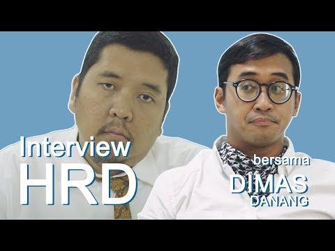 AKHIRNYA INTERVIEW HRD PECAH TELOR!