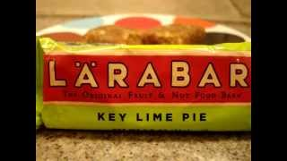 Larabar Review Key Lime Pie - Antioxidant-fruits