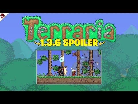 Terraria 1.3.6 Big Announcement and HUGE Console Update (2019)