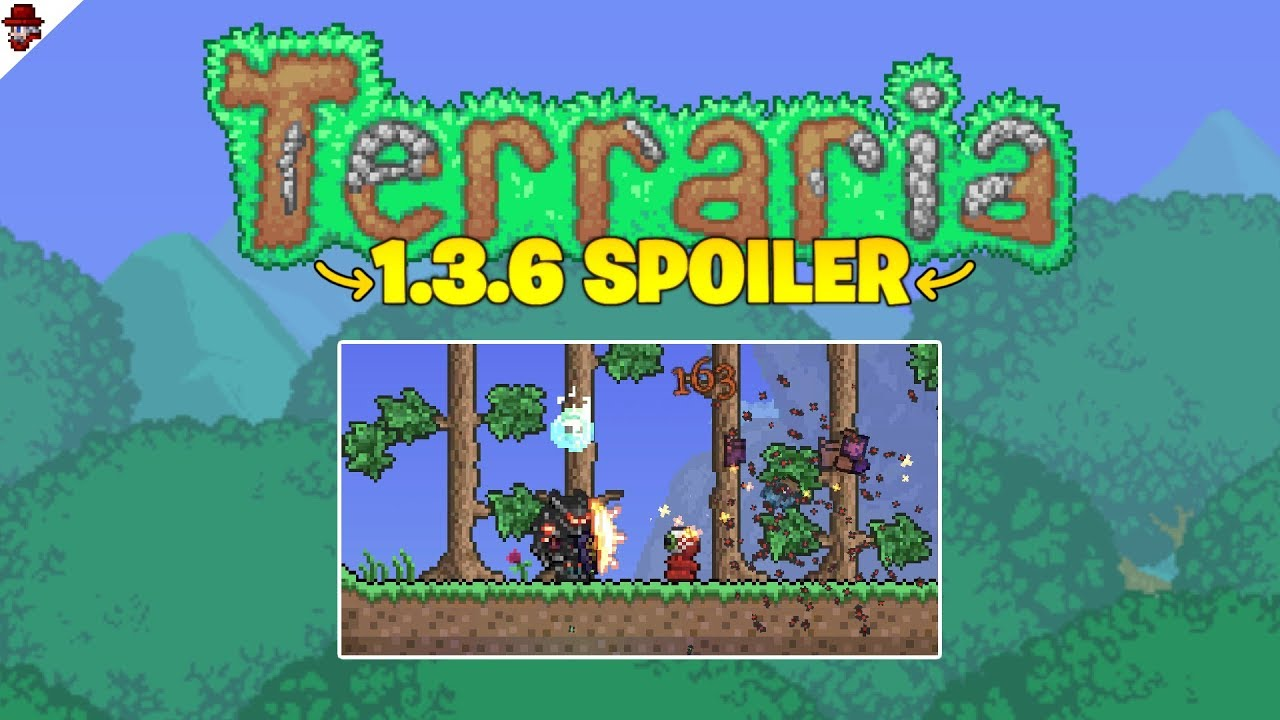 Terraria 1 3 6 Big Announcement and HUGE Console Update (2019)