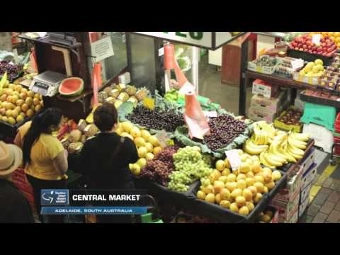 Santos Tour Down Under 2015 - Adelaide Central Market