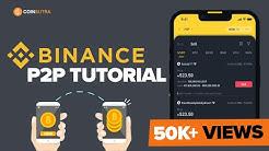 Binance P2P Tutorial ✅  - How to Sell Crypto Using P2P method 🌍