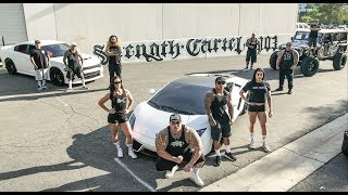 LA FIT EXPO 2018 | DAY 1 -INSANE TURNOUT | STRENGTH CARTEL AFTER PARTY