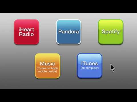 How to listen to the Pandora app through your Bose® SoundLink® Air digital music system