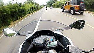 ninja 300 top speed videos, ninja 300 top speed clips - clipzui.com