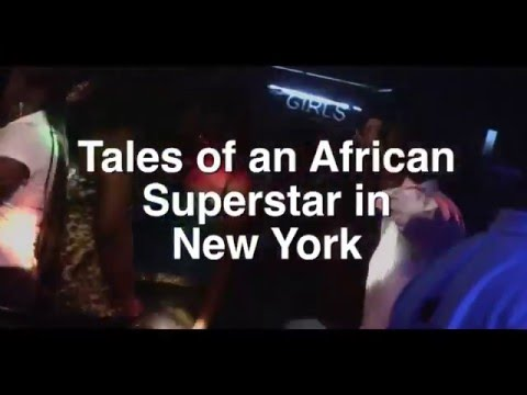 Is It Sweet? Tales of an African Superstar in New York