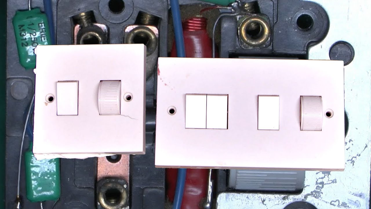 Old Mk Dimmer Switches