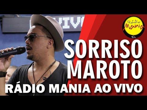 🔴 Radio Mania - Sorriso Maroto - Ainda Gosto de Você / Coração Deserto / Me Espera