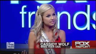 Miss Teen USA In Nude Photo Extortion Plot