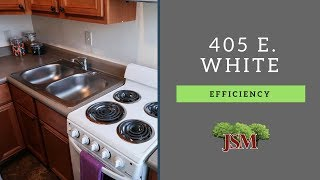 405 E. White - Chateau Apartments - Efficiency Overview