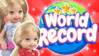 Barbie - The Twin's World Record | Ep.281