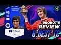 FIFA ONLINE 4 REVIEW GEORGE BEST TC | ĐÁNH GIÁ G.BEST TC FO4
