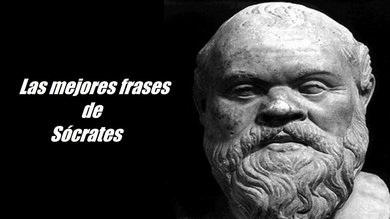 Frases Importantes De Pensadores: Frases Famosas De Sócrates