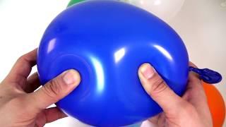Clay Liquid Monster Slime Stressball Balloons  Orbeez Surprise Egg Toys