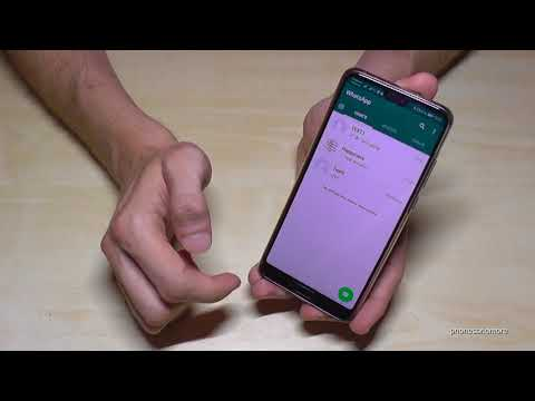 WhatsApp: How To Change The Text Size (Font Size)? Tutorial For Android Smartphones