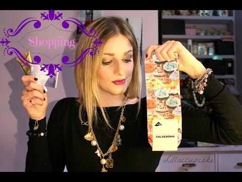 ♡Shopping♡(Bio,Calzedonia,Gleam,Bornprettystore,H&M...)| Lillaccupcake