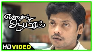 Ennul Aayiram tamil movie | scenes | Maha asked to quit for lying but later joins back