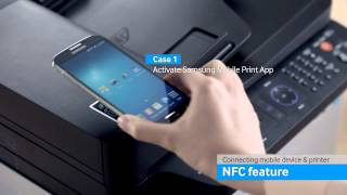 Samsung SMART Printing How To Connect