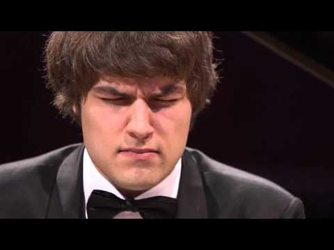 Lukas Geniušas – Polonaise-fantasy in A flat major, Op. 61 (third stage, 2010)