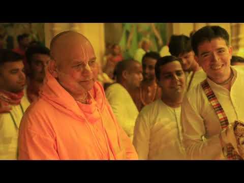 Documentry On H.H. Vrindavan Das Goswami Sanyasa Ceremony By H.H. Radha Govinda Das Goswami