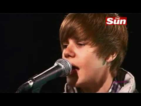 Justin Bieber - Never Let You Go (acoustic)