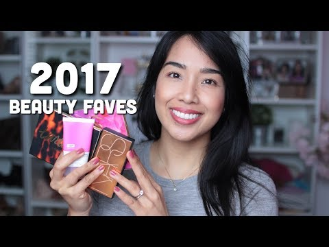 2017 Beauty Faves 💄🎉