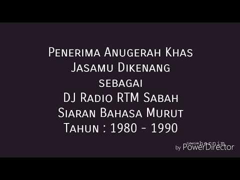 Anugerah Artis Persatuan Murut Sabah (PMS) 2017 - Mariah Gumbaris