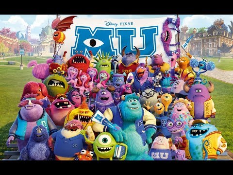 Monsters University 2018 ★  Mike Wazowski Memorable Moments