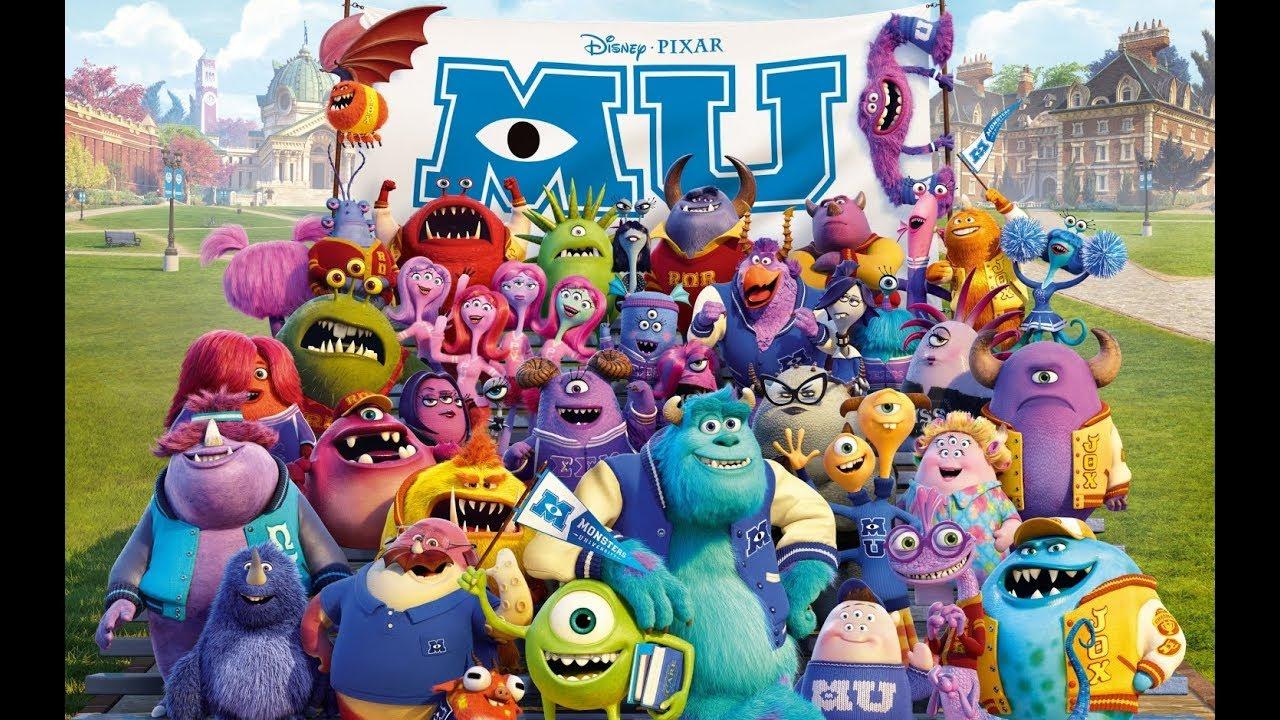 Download Monsters University 2018 ★  Mike Wazowski Memorable Moments